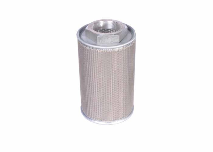 "G 1 1/2"" Steel 100mesh Air Filter For Regenerative Air Blower Vacuum Pump"