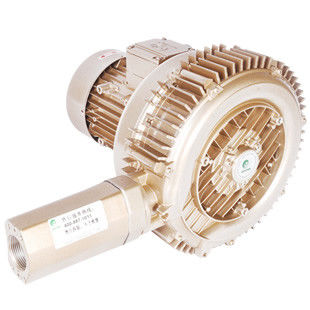Aluminium Material CNC Regenerative Air Blower Strong Vacuum -390mabr