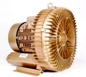 Ventilador do canal do lado de IE3 IP55 7.5kW PTC 3Phase para o router do CNC
